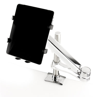 Front view product image of the Monitor Mount iPad Holder