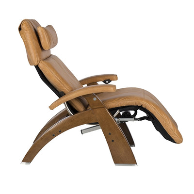 Side view product image of the Omni-Motion Perfect Chair in the Upright  position