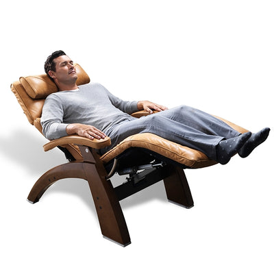 Man reclined in the Omni-Motion Perfect Chair