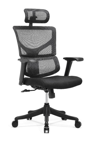 Basic Office Setup with X Basic Task Chair