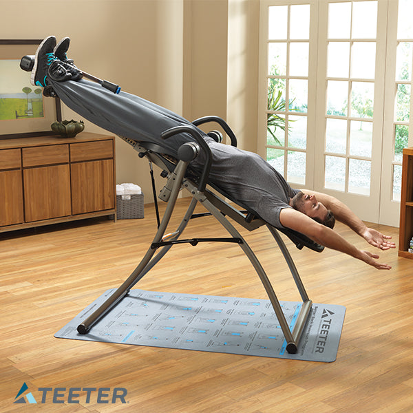 Teeter Contour L5 Inversion Table Relax The Back