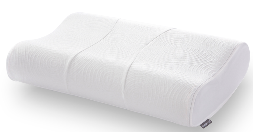 Tempur Contour Pillow Protector Relax The Back