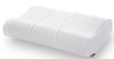 TEMPUR-Contour Pillow Protector angled side view