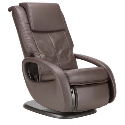 Side view product image of the WholeBody 7.1 Massage Chair in Espresso