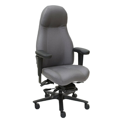 Lifeform High Back Executive Office Chair Matching leather with custom options