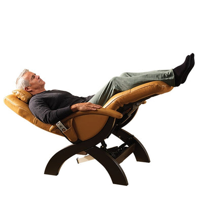 Man reclined back in the X-Chair Zero Gravity Recliner 3.0