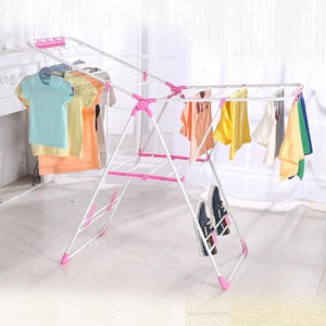 Pindia Multi Function Fold-able Cloth Drying Stand
