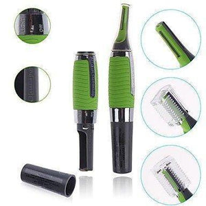 TUZECH Micro Touch Hair Nose Eyebrow Trimmer Trimmer For Men