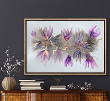 Load image into Gallery viewer, 'Purple Haze' - Aesthetic Alchemy Art