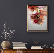 Load image into Gallery viewer, Poster print 'Desert Rose III'