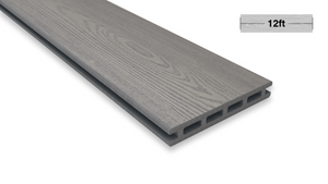 12.1 Ft Grey Color Decking Board