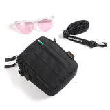 Ultraolive Nylon Cordura Small Side Bag Crossbody Black outlnd Toronto Canada