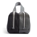 Ultraolive Pebble Double Pouch Black Grey outlnd Canada