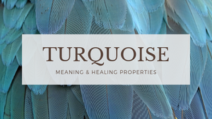 Turquoise Meaning & Healing Properties-Sacred Jewels Cosmetics