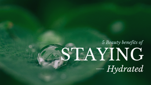 Amazing Benefits of Staying Hydrated