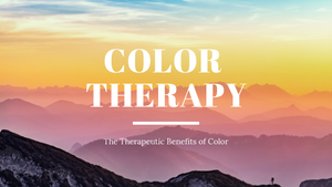 The Therapeautic Benefits of Color-Sacred Jewels Cosmetics