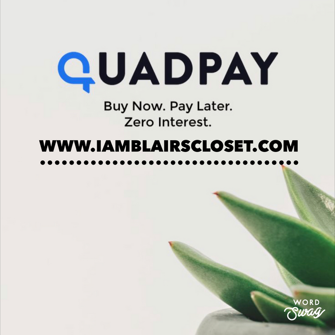 Blair Meets QuadPay