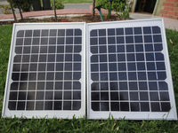 1500LPH Solar Panel POND WATER Feature Fountain SOLAR PUMP P019