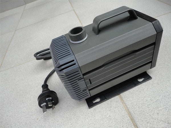 55w Multi Use Aquarium Submersible Pump Fish Pond Water Fountain Fall 2000L