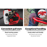 80CC Petrol Post Hole Digger Ice Drill Power Planter Auger Fence