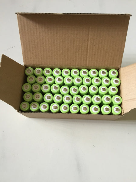 AA RECHARGEABLE SOLAR LIGHTS BATTERY Batteries
