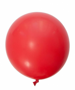 "36"" Giant Red Balloon"
