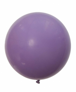 "36"" Giant Lilac Balloon"