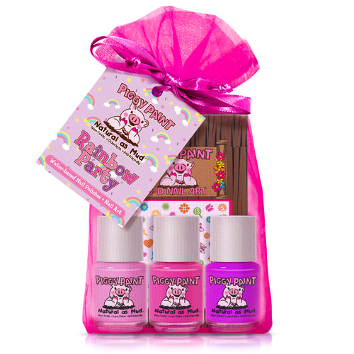 Rainbow Party Gift Set