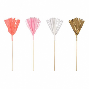 Set of 12 Fancy Party Sticks