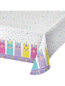 Llama  Table Cloth