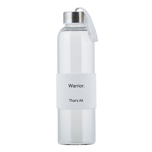 WARRIOR - THAT'S ALL WATER BOTTLE
