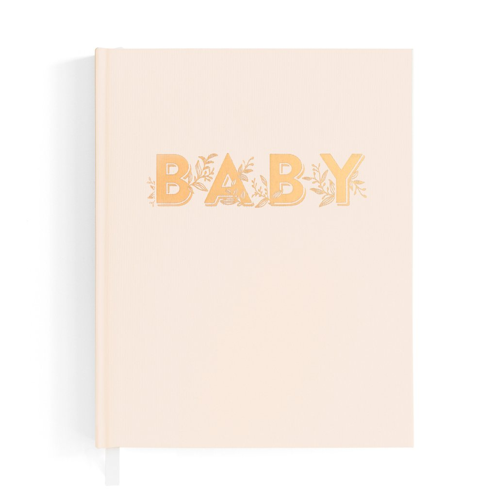Baby Book Buttermilk (Gender Neutral)