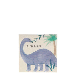 Dinosaur Kingdom Small Napkins