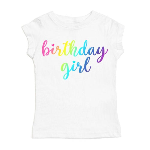 MAGICAL BIRTHDAY GIRL Size 2T