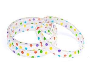 Set of 3 Print Dots Bangles