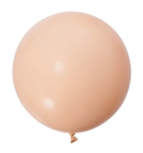 36 Inch Blush Balloon