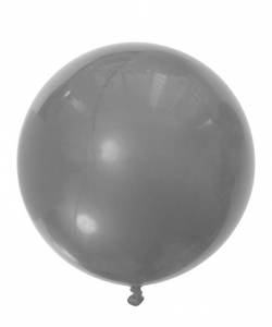 "36"" Giant Silver Balloon"