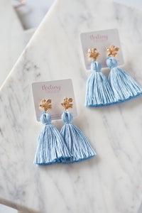 The Carolina Tassel Earring