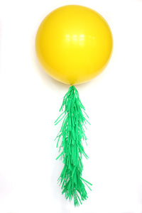 Balloon AND Frilly Kit - Lemon Drop