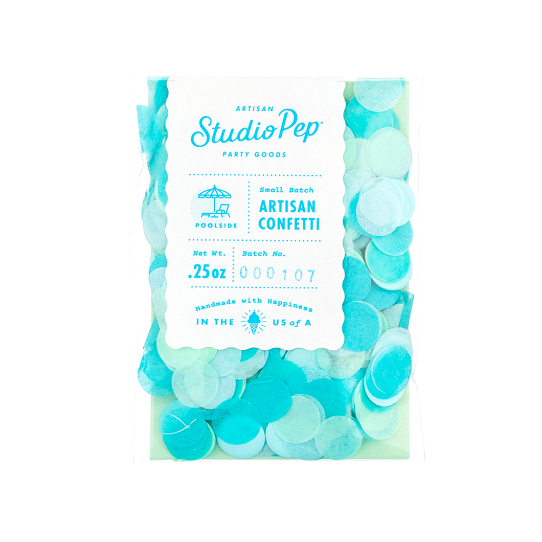 POOLSIDE MINI CONFETTI PACK