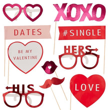 VALENTINES PHOTO BOOTH PROPS- Coming soon