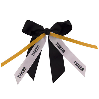 Mizzou Tigers Hair Bow
