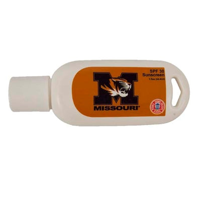 Mizzou Tiger Head Sunscreen
