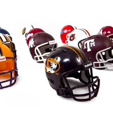 SEC Mini Helmet Set