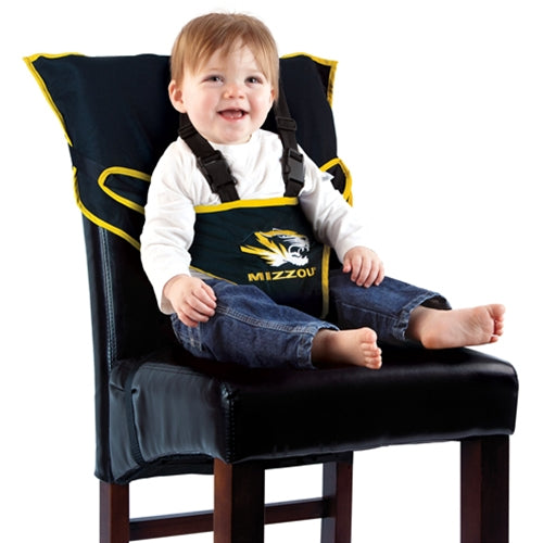 Mizzou Tiger Head Portable Child Seat