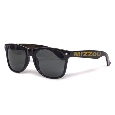 Mizzou Black Sunglasses