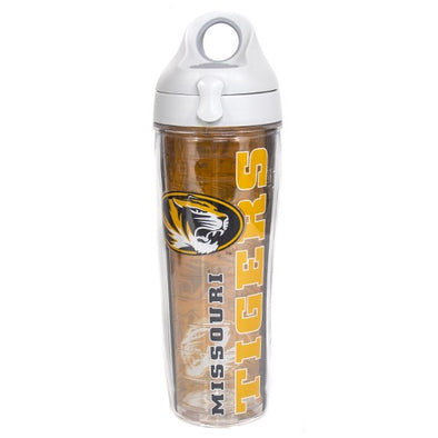 Mizzou Tigers Tervis 24 oz. Water Bottle