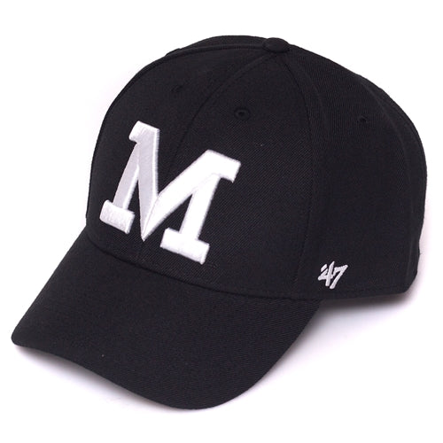 Missouri Black Adjustable Hat
