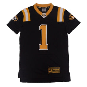 Mizzou Kids' Black & Gold Football Jersey