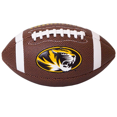 Missouri Oval Tiger Head Youth Football